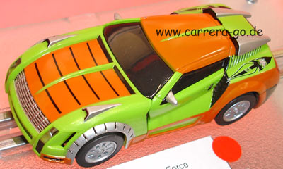 Carrera GO CarForce Sorron 61030