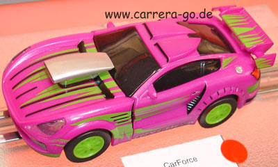 Carrera GO CarForce Malok 61031