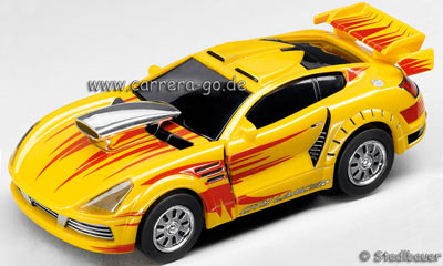 Carrera GO CarForce Malok gelb yellow 61031y