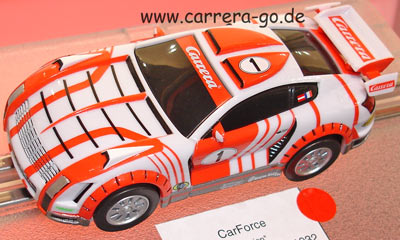 Carrera GO CarForce Austrion 61032
