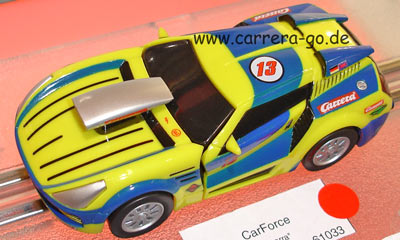 Carrera GO CarForce Vinarra 61033