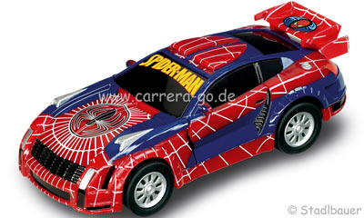 Carrera GO CarForce Spiderman 61039