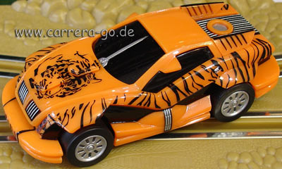 Carrera GO CarForce Jungle 61056