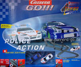 Police Action Swiss Edition - 60822